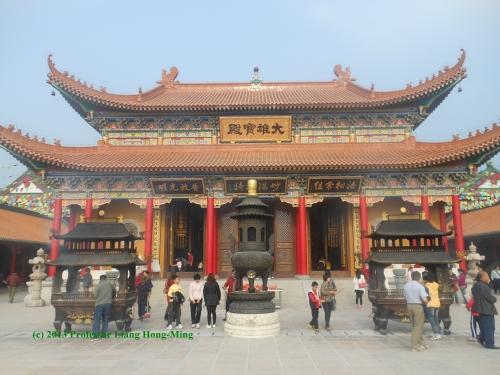 Jintai Temple 2